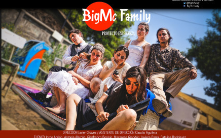 AFICHE (BIG MC) FAMILY