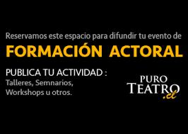 Formacion Actoral - destacados